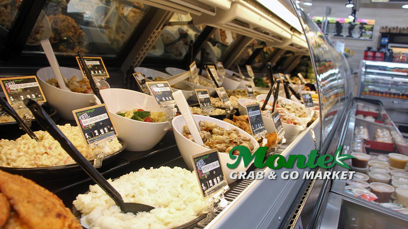 Monte Grab and Go Market Bronx NY